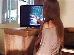 Frau mag online suchen