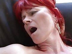 Hardcore Interracial mature slut 298