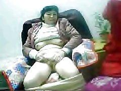 Chinesische Dame aus Gilan