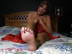Für die Reife Füße Ruck