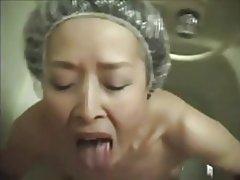 Ältere Kopf #67 (in der Badewanne)